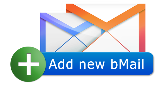 Create bMail address